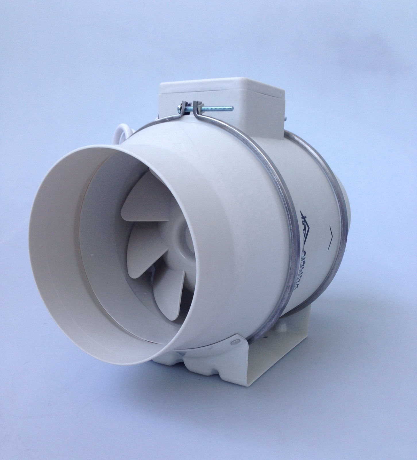 150mm 6 turbo fan 2 speed inline fan industrial supply for 6 bathroom exhaust fan