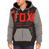 Sasquatch fox hoodie