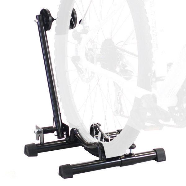 Bike Floor Parking Rack Storage Stand Bicycle Road Or Mtb