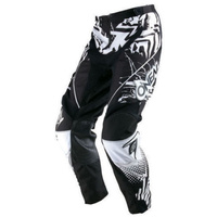 Oneal Mayhem Motorbike Motor Cross Pants Black/White Size:30