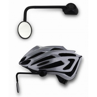 CYCLEAWARE REFLEX BIKE BICYCLE HELMET MIRROR