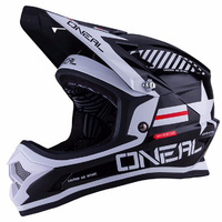 ONEAL 2017 3 SERIES AFTERBURNER HELMET BLACK ADULT