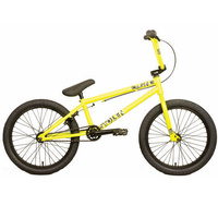 "Stolen Casino 20"" Bmx Bike Matt Yellow"