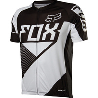FOX LIVEWIRE RACE MTB BIKE JERSEY BLACK