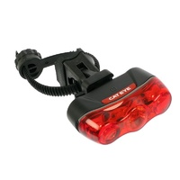 Cateye Ld630-R 3 Led Rapid Bicycle Bike Rear Tail Light