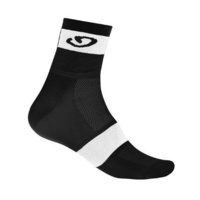 Giro Comp Racer Cycling Sock Black/White