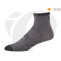 Pearl Izumi Socks - Elite Wool Shadow Grey
