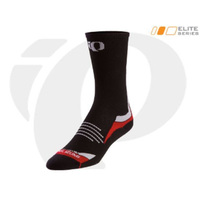 Pearl Izumi Socks - Elite Tall Post Up True Red