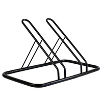 1 - 2 Bike FLOOR PARKING RACK STORAGE STAND Bicycle