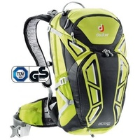 Deuter Attack Enduro 16 Apple-Black Bag