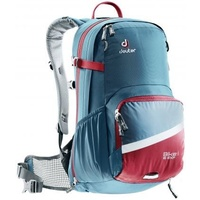 Deuter Bike 1 Air Exp 16 Arctic-Cranberry Backpack
