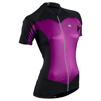 Sugoi Women'S Evolution Cycling Jersey Purple