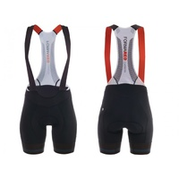 GIORDANA FRC WOMENS BIB KNICKS BLACK