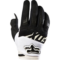 Fox Racing 2016 Mx Dirtpaw Race White Black Bmx Motocross Dirt Bike Gloves
