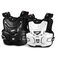 Leatt Mx Adventure Lite Motocross Body Armour Chest Armor Protector