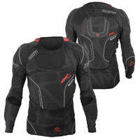 Leatt New Mx 3Df Airfit Body Pressure Suit Body Protector Motocross Armour