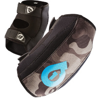 661 Comp Am Elbow Pads Black