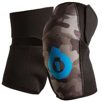 661 Comp Am Knee Pads Black