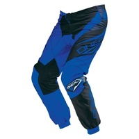 Oneal Mx Gear Element Racewear Adult Motocross Dirt Bike Pants Blue/Black 2016