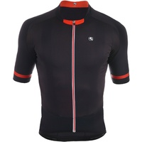 GIORDANA FRC MENS SHORT SLEEVE JERSEY BLACK