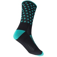 BELLWETHER PINNACLE SOCKS AQUA