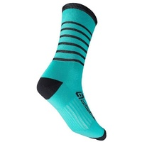 BELLWETHER BLITZ SOCK AQUA