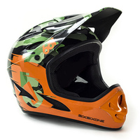 661 SixSixOne COMP FULL FACE MTB BICYCLE HELMET CAMO