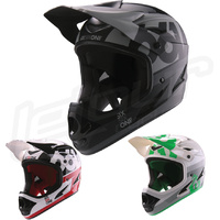 661 2017 Comp Full Face Helmet BMX Mountain Bike