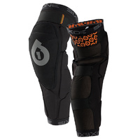 661 2017 Rage Knee Pads / Shin Black