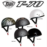 Thh T-70 Shorty Design Quad Bike Motorbike Helmets