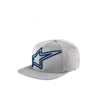 Alpinestars Epworth Custom Snapback Hat - Grey