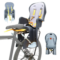 "Bicycle Kids Child Rear Baby Seat Bike Carrier Australia Standard Fit All 26"" 700C & Disc"