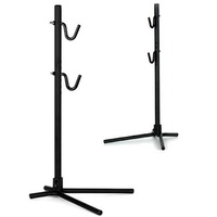 Bicycle Display Stand Floor Storage Rack Bike Repair Stand