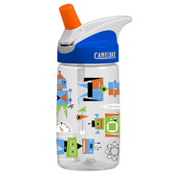 Camelbak Eddy Kids Bottle 400Ml, Atomic Robots