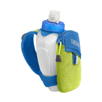 CamelBak Arc Quick Grip 200ML Podium Arc Bottle Electric Blue/Lime Punch