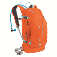 Camelbak Ladies L.U.X.E. Luxe 3L Hydration Pack Flame / Aruba Blue