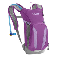 Camelbak Kids' Mini Mule 1.5L Bike Hydration Pack Purple