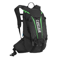 Camelbak KUDU 12 3 Litre Hydration Pack Black/Andean Toucan