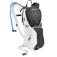 Camelbak Lobo Hydropak 3L Bike Hydration Pack White / Charcoal