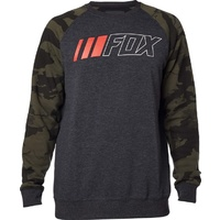 Fox Racing Crewz Crew Fleece Jumper Mens