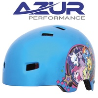 AZUR LICENSED KIDS HELMET MY LITTLE PONY