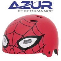 AZUR LICENSED KIDS HELMET SPIDERMAN