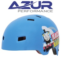 AZUR LICENSED KIDS HELMET THOMAS THE TANK