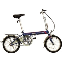Dahon POP Uno Folding Bike Blue