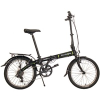 Dahon Vybe 7sp Folding Bike Obsidian
