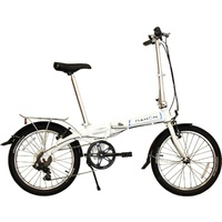 Dahon Vybe 7sp Folding Bike White