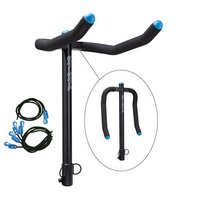 Ezi Grip Twin Arm 2 Q-Spear Towball Mount Carrier Bike/Bicycle Car Rack