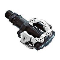 Shimano Pd-M520 Mtb Xc Clipless Spd Pedals Black