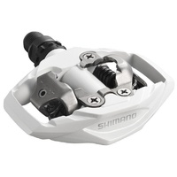 Shimano Pd-M530 Mtb Xc Trail Clipless Spd Pedals White