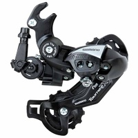 SHIMANO TOURNEY TX 55 Rear Derailleur with Hanger (axle mount)